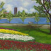 Dow's Lake - Ottawa Poster