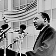 Dr Martin Luther King Jr Poster