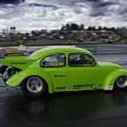 Drag Racing 10 Poster