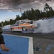Drag Racing 3 Poster
