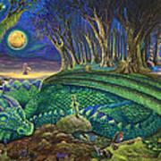 Dragon's Slumber  Poster