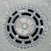 Drain Cover Poster