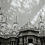 The Jain Temples Poster