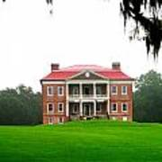 Drayton Hall Approach 2 Poster