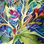 Dream Foliage Poster