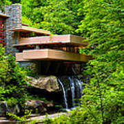 Dreaming Of Fallingwater 4 Poster