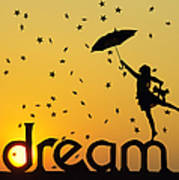Dreaming Poster