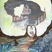 Dreamland Poster by Angela Pelfrey