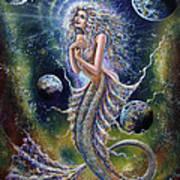 Dreams Of Mermaid Poster