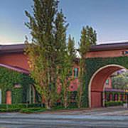 Dreamworks Studio Burbank Glendale Ca Panorama  Poster