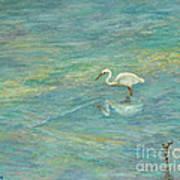 Dreamy Bird Poster