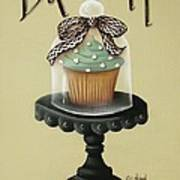Dreamy Cupcake Poster