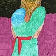 Dress Back Poster