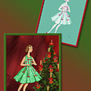 Dress Design 47 Poster