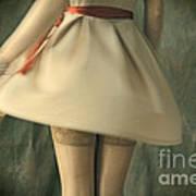 Dress Twirl Poster by Craig B