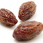Dried Medjool Dates Poster