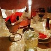 Drinks Before Dinner Poster