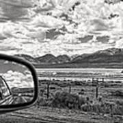 Driving Through Colorado Poster