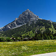 Duendenhorn Mountain Poster