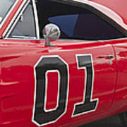 Dukes Of Hazard General Lee Poster
