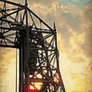 Duluth Lift Bridge Poster