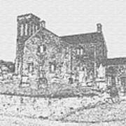 Dunlop Kirk In Carcoal Poster