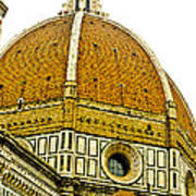 Duomo Florence Italy Poster