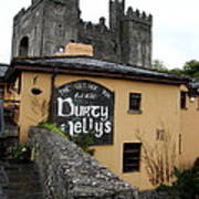 Durty Nellys And Bunraty Castle Poster