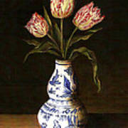 Dutch Still Life Poster