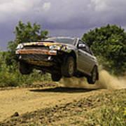 Dw Rally Team Takes Flight Poster