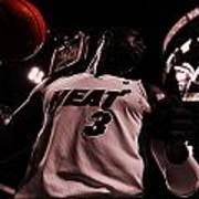 Dwyane Wade Ready To Go Poster