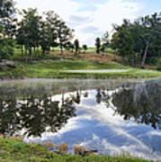 Eagle Knoll Golf Club - Hole Six Poster