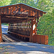 Easley Covered Bridge Poster