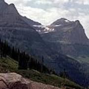 East Glacier National Park Poster