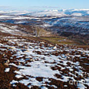 Eastern Cairngorms Poster