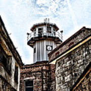 Eastern State Penitentiary Guard Tower Poster