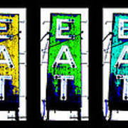 Eat The Rainbow Poster by Jame Hayes