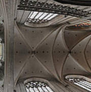 Ecclesiastical Ceiling No. 3 Poster