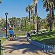 Echo Park Los Angeles Poster
