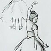Edgar's Dancers Poster