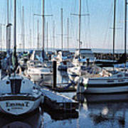 Edmonds Yacht Club Poster