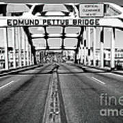 Edmund Pettus Bridge Poster