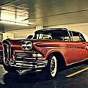 Edsel In Vegas Poster
