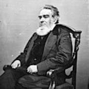 Edward Bates (1793-1869) Poster