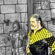 Edward I V Of England Poster