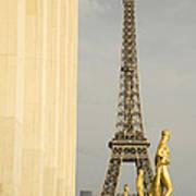 Eiffel Tour Paris Poster