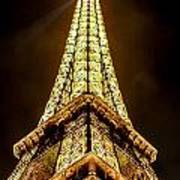Eiffel Tower Four Poster