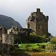 Eilean Donan Castle In Kyle Of Lochalsh Poster
