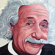 Einstein Poster