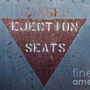 Ejection Seats Poster